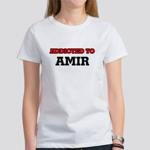 Addicted to Amir T-Shirt