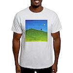 51.one tree hill.. Ash Grey T-Shirt