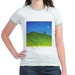 51.one tree hill.. Jr. Ringer T-Shirt