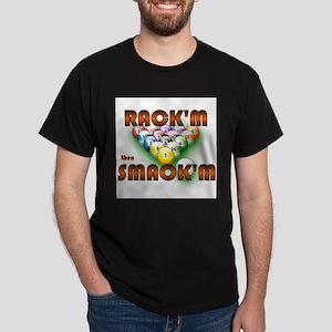'Rack'm then Smack'm' Ash Grey T-Shirt