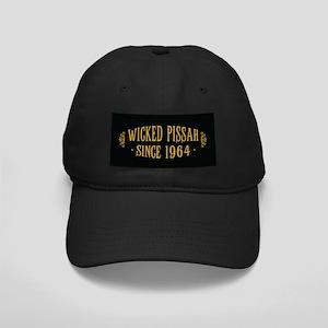 Wicked Pissah Since 1964 Black Cap