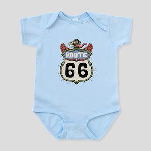 The Monster Road Infant Bodysuit