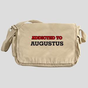 Addicted to Augustus Messenger Bag
