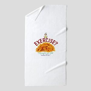 Exercise Beach Towel