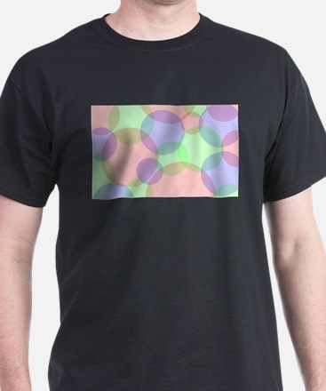 Abstract RGB Background T-Shirt