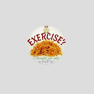 Exercise Mini Button