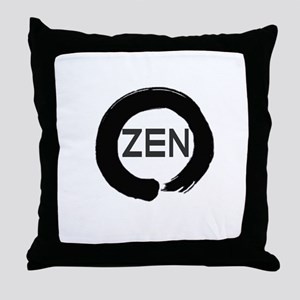 ZEN Throw Pillow