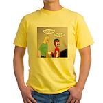 Animation Yellow T-Shirt