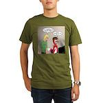 Animation Organic Men's T-Shirt (dark)