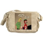 Animation Messenger Bag
