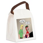 Animation Canvas Lunch Bag