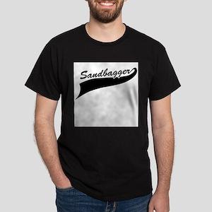SandBagger Ash Grey T-Shirt
