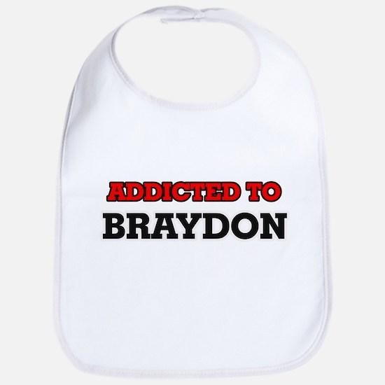 Addicted to Braydon Bib