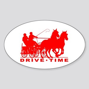 Drive Time - Pairs 2 Sticker