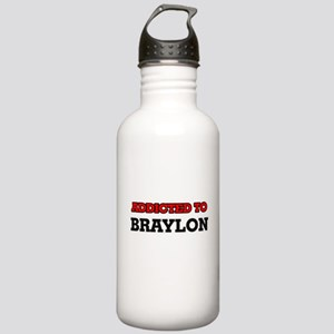 Addicted to Braylon Stainless Water Bottle 1.0L