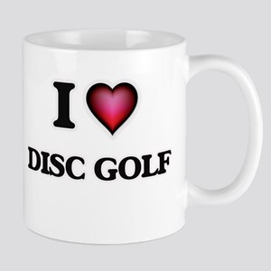 I Love Disc Golf Mugs