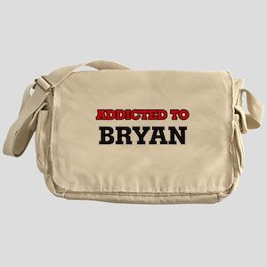 Addicted to Bryan Messenger Bag