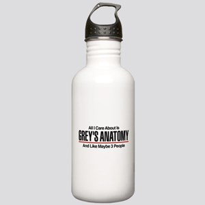 Grey's Care About Mayb Stainless Water Bottle 1.0L
