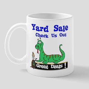 Great Deals Yard Sale. Mug