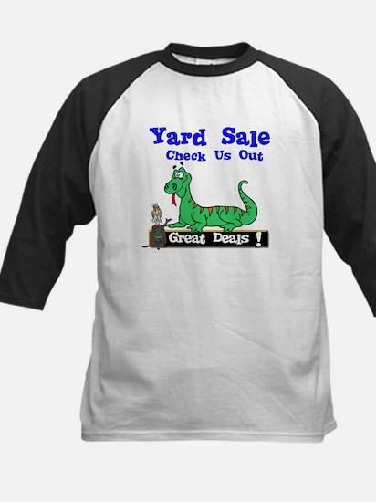 Great Deals Yard Sale. Kids Baseball Jersey