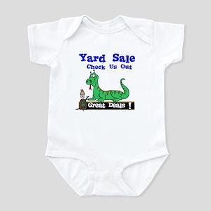 Great Deals Yard Sale. Infant Bodysuit