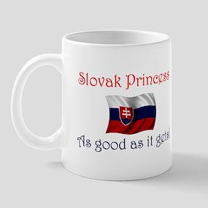 Slovak Princess Mug