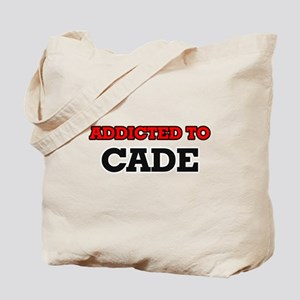 Addicted to Cade Tote Bag