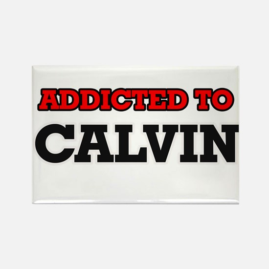 Addicted to Calvin Magnets