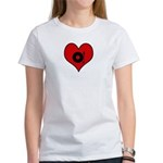 I heart DJ Women's T-Shirt