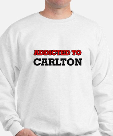 Addicted to Carlton Jumper