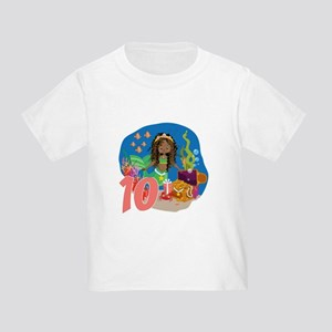 Mermaid 10th Birthday T-Shirt