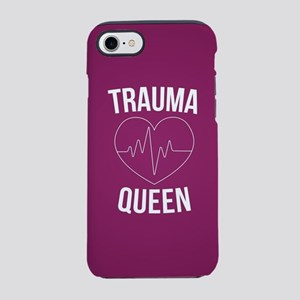Trauma Queen iPhone 8/7 Tough Case