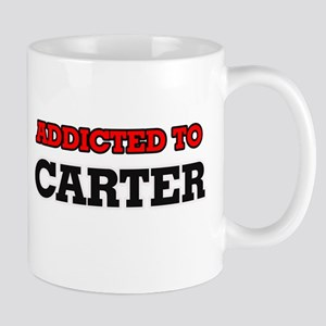 Addicted to Carter Mugs