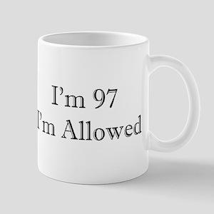97 I'm Allowed 3 Mugs