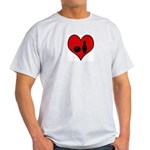 I heart Bowling Light T-Shirt