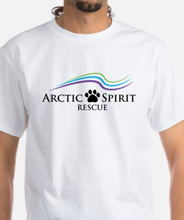 Arctic Spirit Rescue White T-Shirt