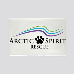 Arctic Spirit Rescue Rectangle Magnet Magnets