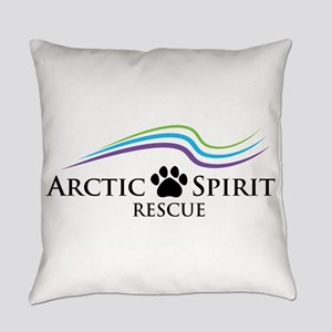 Arctic Spirit Rescue Everyday Pillow