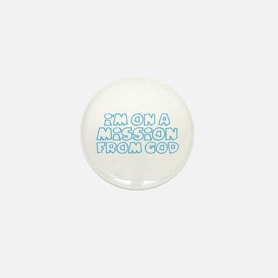Unique Impossible Mini Button