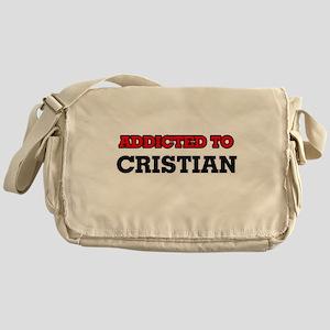 Addicted to Cristian Messenger Bag