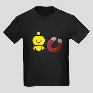 Chick Magnet Kids Dark T-Shirt