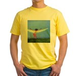 04.rootz &wingz Yellow T-Shirt