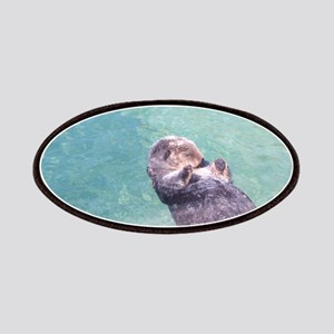 Sleeping Sea Otter Patch