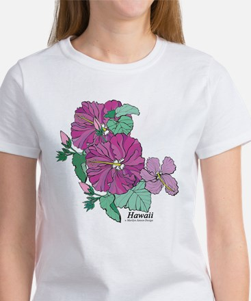 Hibiscus is beautiful! T-Shirt
