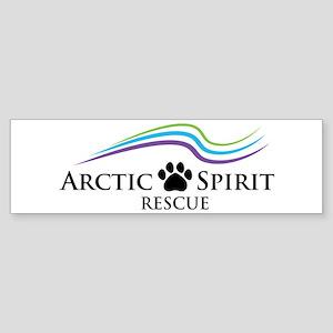 Arctic Spirit Rescue (bumper) Bumper Sticker