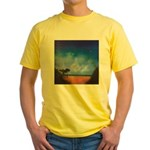 53.promise. . ? Yellow T-Shirt