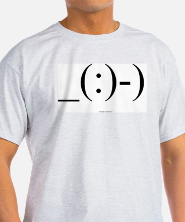Suba Diver Emoticon T-Shirt