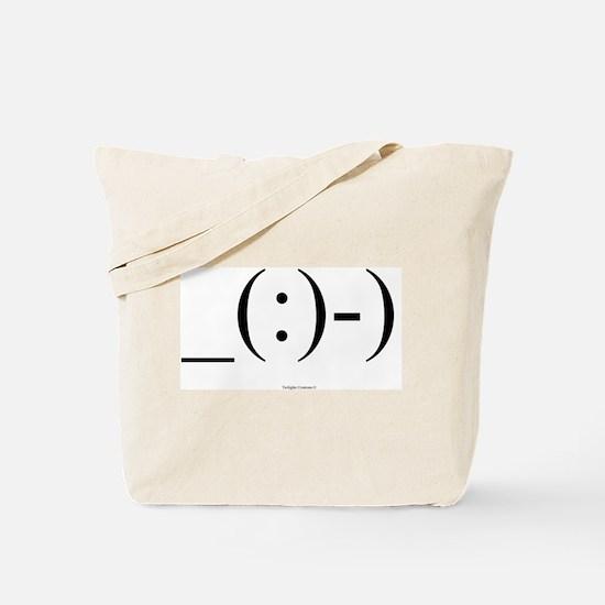 Suba Diver Emoticon Tote Bag