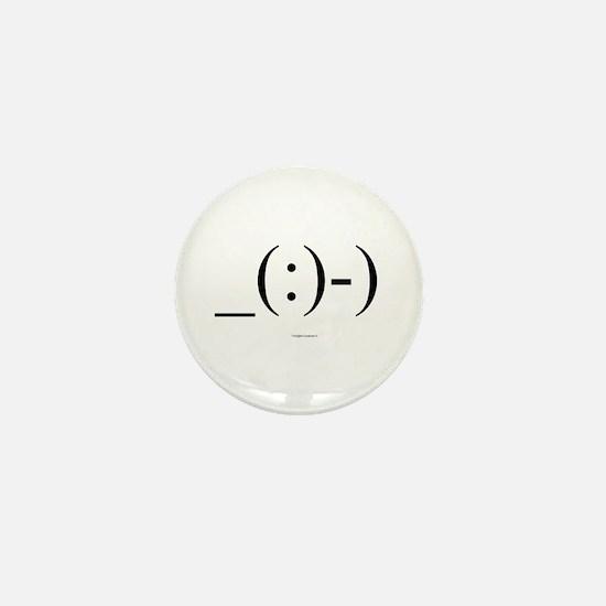 Suba Diver Emoticon Mini Button