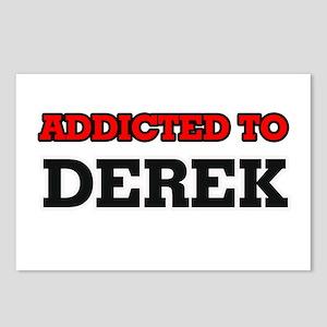 Addicted to Derek Postcards (Package of 8)